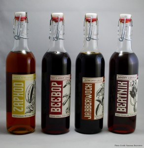 Four new liqueurs from Brothers Vilgalys